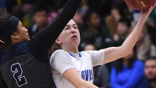 Clovis girls topple Clovis East 54-33 in hoops action