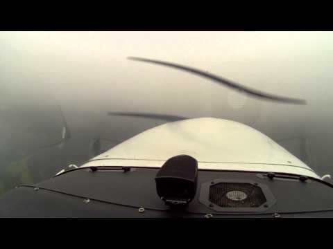 First IFR Actual IMC - Scary? Busting the myth