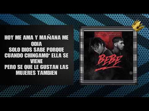 Bebe - Ozuna FT Anuel AA (Lyric Video)
