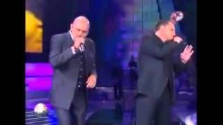 Miguel Bosé y Reyli Amor del Bueno