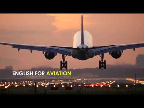 English for Aviation at Anglo-Continental - YouTube