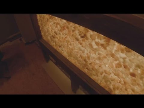 The science behind a salt room
