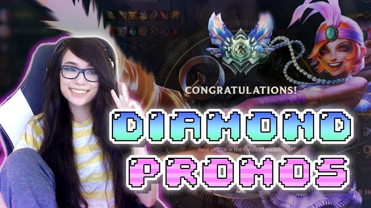 Emiru ♡ DIAMOND SOLO QUEUE PROMOS (RECAP)