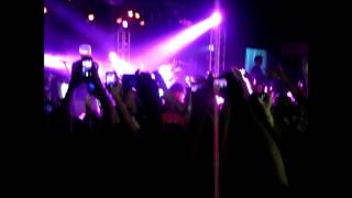 Chance the Rapper, Social Expirement Tour 11/19/13, Tempe AZ, Club RED