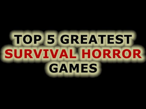 Gameaboo | Best Survival Horror Games of All Time