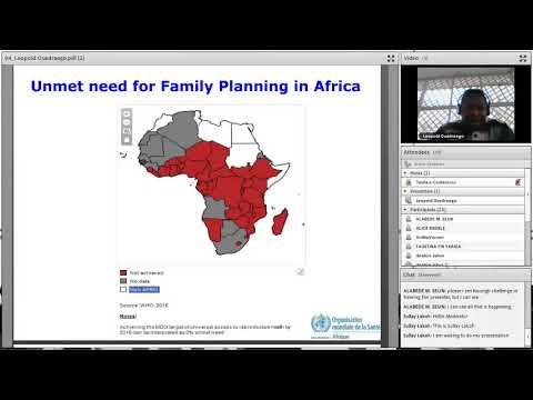 Mr. Leopold Ouedraogo   Public Health   Congo (Republic of the)