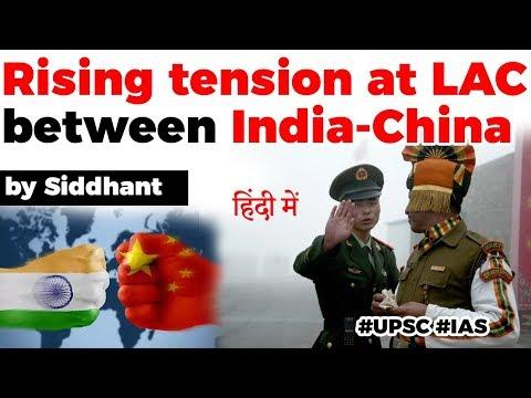 Rising India China border tension, Full timeline of Indo China standoff explained #UPSC #IAS