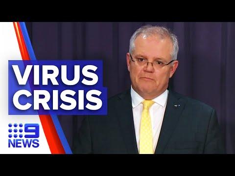 Coronavirus: Governments Consider More Measures | Nine News Australia