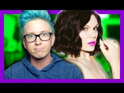 Twerking With Jessie J | Tyler Oakley
