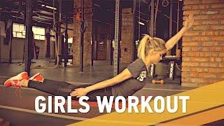 Тренировка спины для девушек - ARMA SPORT