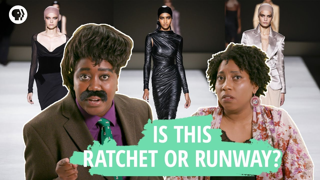 Is This Ratchet Or Runway? Fashion trends to Ghetto Fabulous