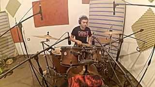 Yo Soy Ivan Maximo Grado drums covers