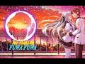 [Slow Nightcore] Yui Makino - Fuwa Fuwa  ♪♪♪♪♪ -English Lyrics