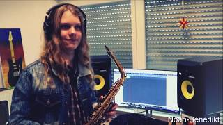 You Win Again (The Bee Gees) - Saxophone Cover by Noah-Benedikt