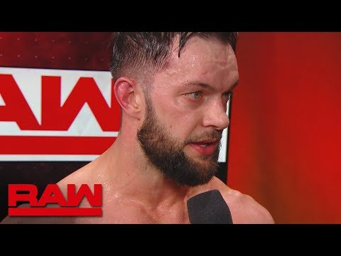 Finn Bálor can't wait to be locked inside the Elimination Chamber with The Miz: Raw, Feb. 19, 2018