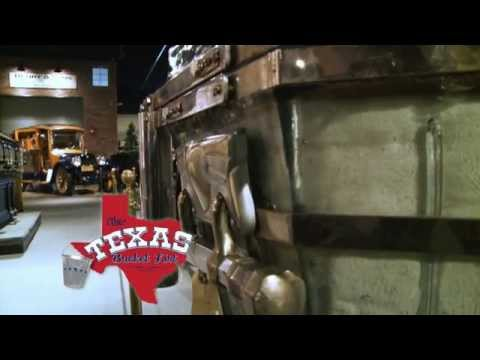 The Texas Bucket List - The National Museum of Funeral History
