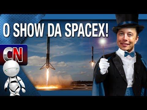 O Show da SpaceX