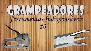 Grampeador (Ferramentas Indispensáveis)  #6