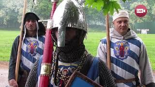 Слоним впервые примет рыцарский фестиваль!? (2018)