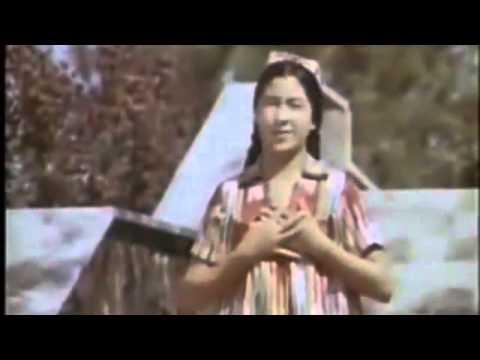 Узбекская песня Uzbek Song Санобар Рахманова поет узбекскую песню Гул шохида булбуллар