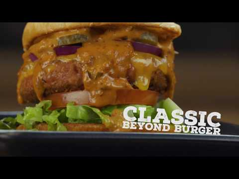 Beyond Burger | Chef Spike Classic Beyond Burger