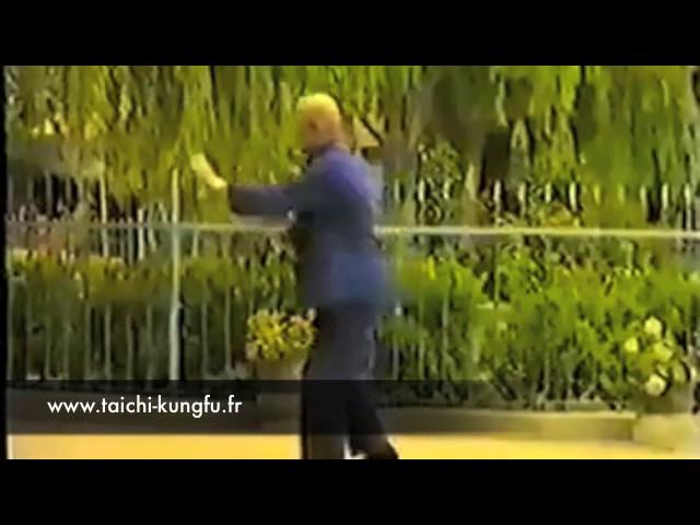 Vidéo Ancienne 7/12 - Tai Chi style Chen Zhaobaojia Yilu par Chen Ri (70 ans)
