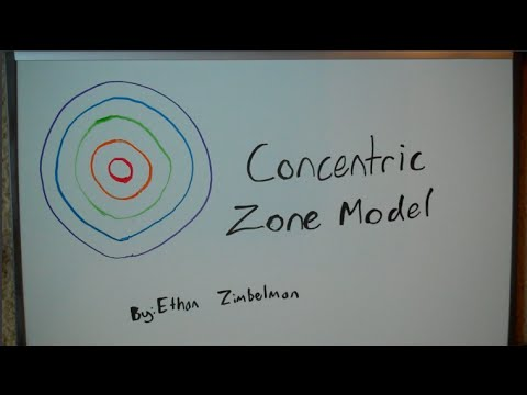 AP Human Geography Crash Course - Concentric Zone Model
