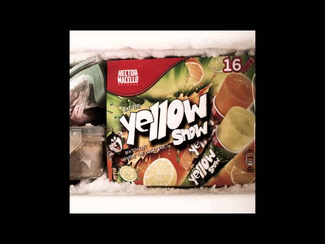 Waldo The Funk - Ausgewellt (prod by Clefco) - Yellow Snow (Full Album)