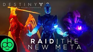 Destiny 2 Forsaken: The New Meta Raid