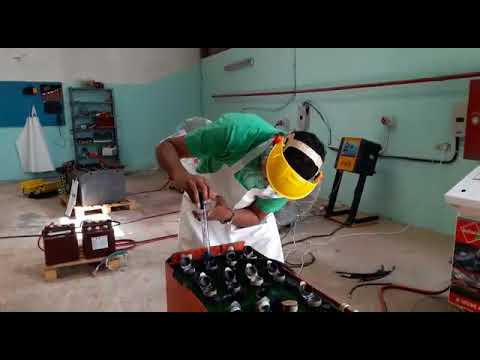A new battery regeneration center in Saudi Arabia Riyadh