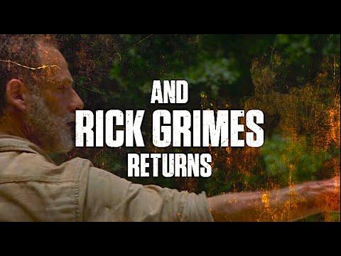 "Download The Walking Dead 2021 Universe Trailer: ""Rick Grimes Returns"""