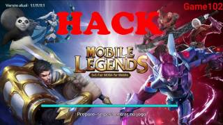 [WEBTOOL] Mobile Legends Bang Bang Hack v2