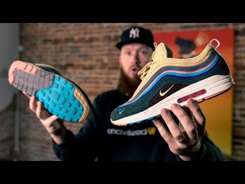 update: AFTER WEARING SEAN WOTHERSPOON NIKE AIR MAX 97/1 FOR 1 MONTH! (Pros & Cons)