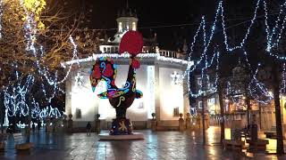 Iluminação de Natal 2018
