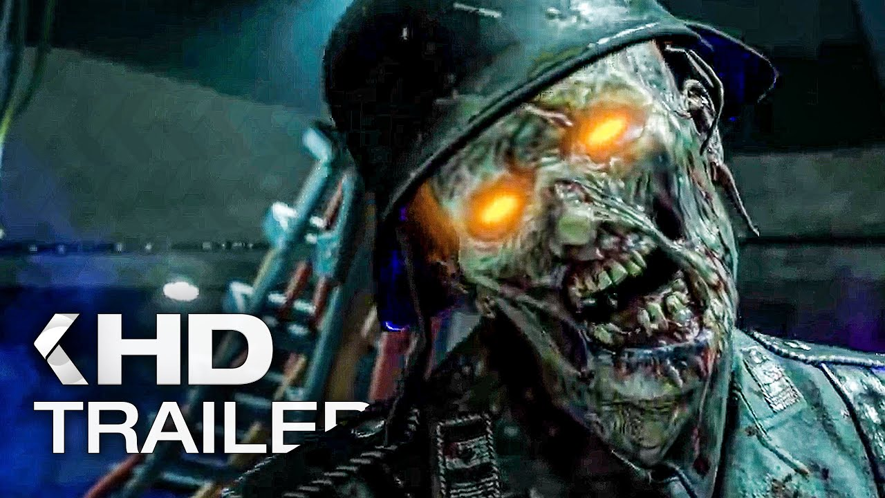 CALL OF DUTY BLACK OPS: Cold War - Zombies Trailer German Deutsch (2020)