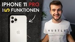Unsere TOP 5 iPhone 11 Pro Funktionen! - (Gewinnspiel)