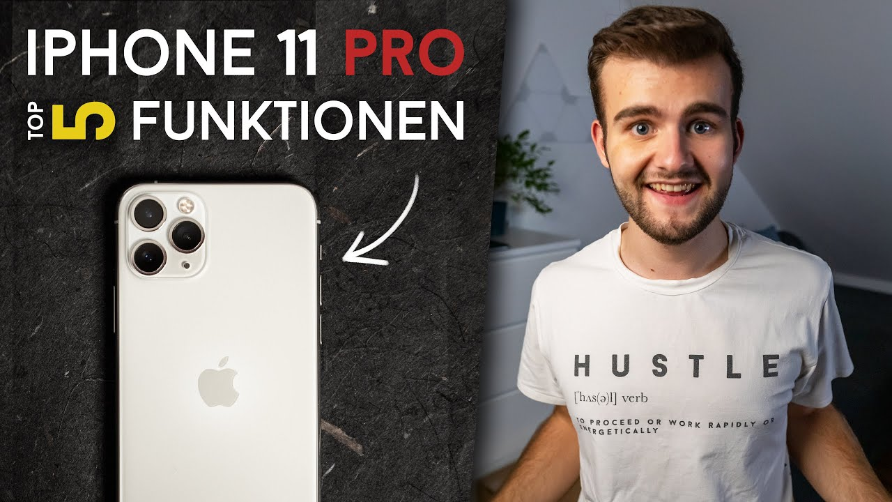 Iphone 11 Funktionen