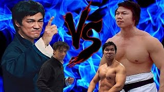 Bruce Lee vs Bolo Yeung