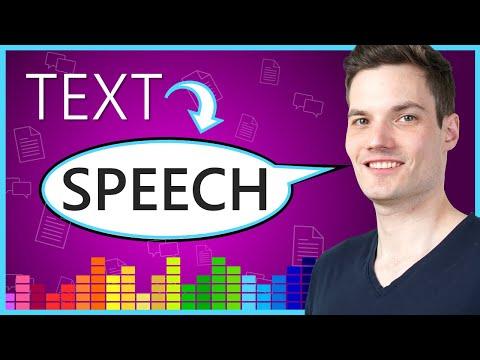 💬 Text to Speech Converter - FREE & No Limits