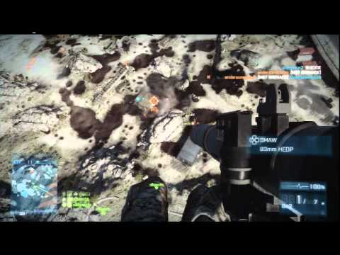 BF3 - The Apple in Your Eye
