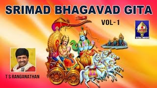 Chapter 1 | Arjuna Vishada Yogam  | Srimad Bhagavad Gita | By T S Ranganathan