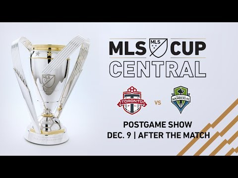 MLS Cup Central: Game Day Postgame | LIVE