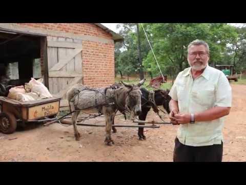 Mujila Falls Zambia 2017 featuring Rev. Paul Webster