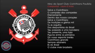 Hino Oficial do Corinthians
