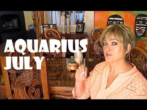 Written the Stars Love July Is in BIG Aquarius