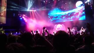 Mago de Oz 25/04/15 Arena México - Distrito Federal
