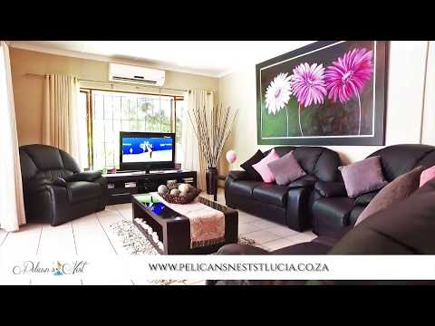 Pelican's Nest Holiday Home Accommodation St Lucia South Africa