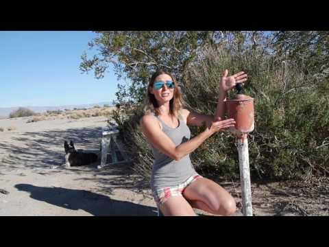 Abandoned Golf Course Salton Sea video