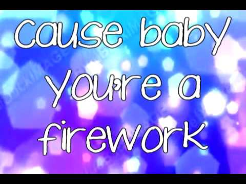 Katy Perry - Firework Lyrics