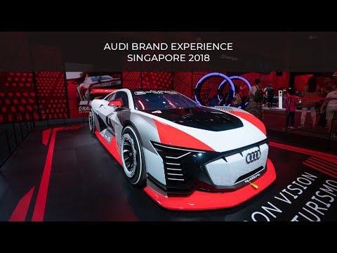 Singapore | Audi Brand Experience 2018